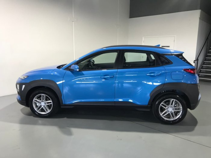 2018 Hyundai Kona Active OS.2 MY19 Blue