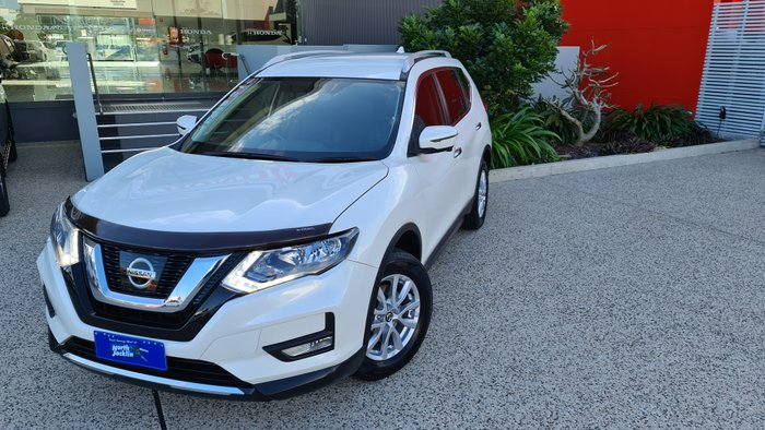 2019 Nissan X-TRAIL ST-L T32 Series II WHITE