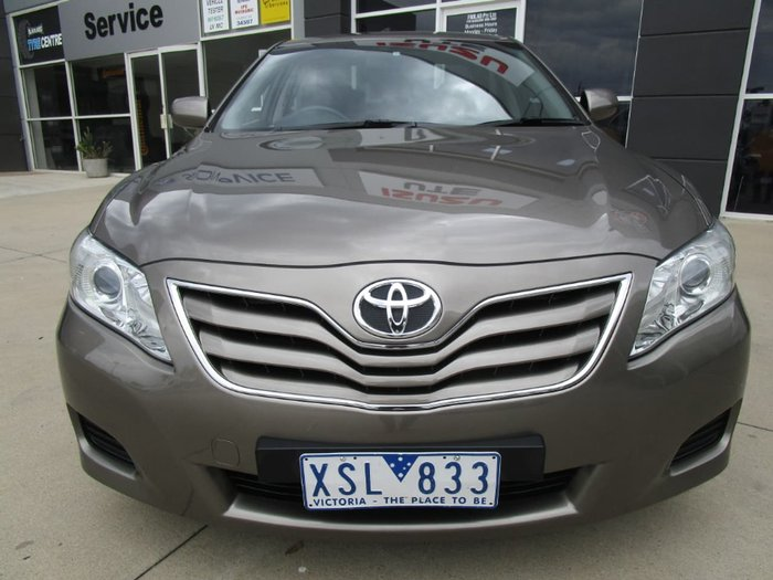 2010 Toyota Camry ALTISE ACV40R MY10 Bronze
