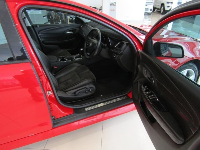 2015 Holden Commodore SV6 VF II MY16 Red