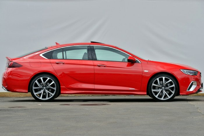 2018 Holden Commodore VXR ZB MY18 4X4 On Demand ABSOLUTE RED