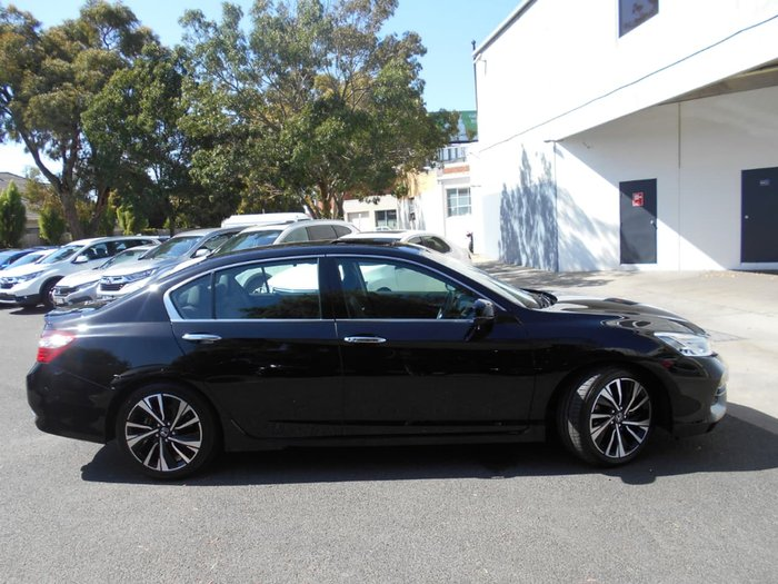 2017 Honda Accord V6L 9th Gen MY16 Black