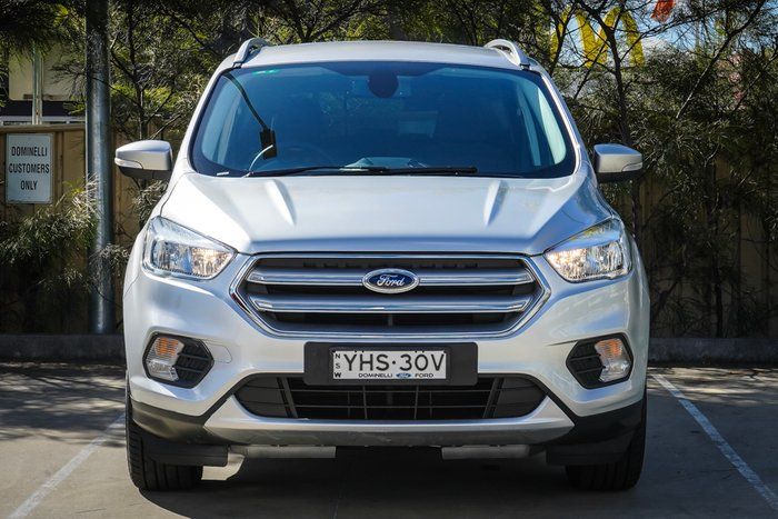 2018 Ford Escape Trend ZG MY18.75 MOONDUST SILVER