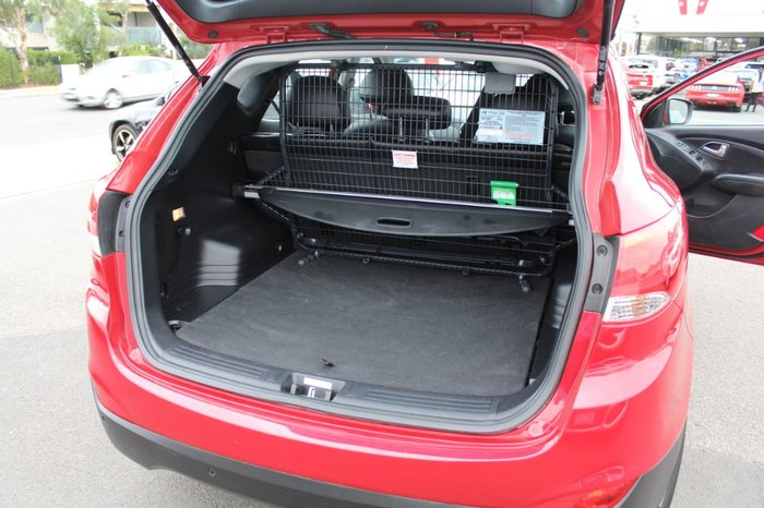 2013 Hyundai ix35 Elite LM2 Red