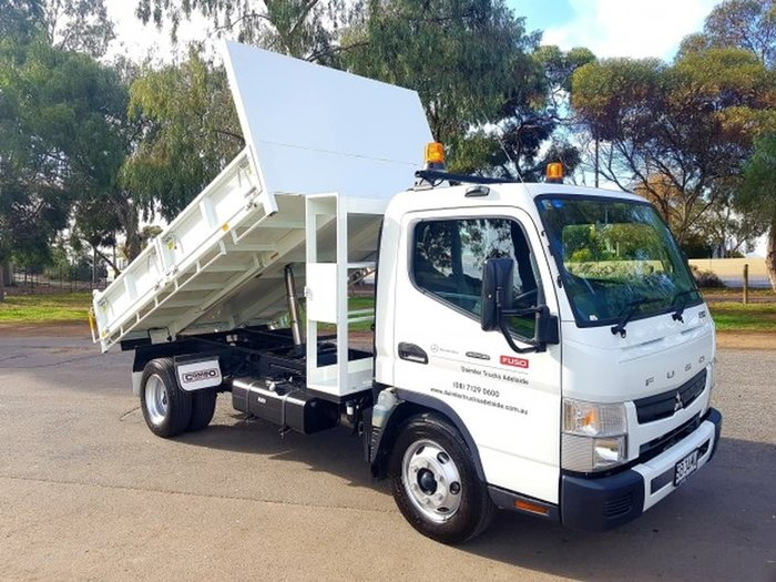 2016 FUSO CANTER 815 WIDE null null White