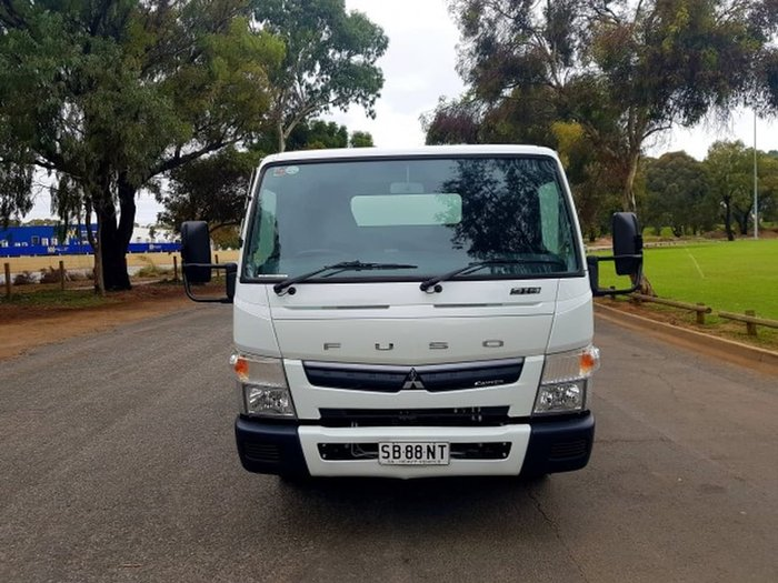 2017 FUSO CANTER 918 WIDE null null White