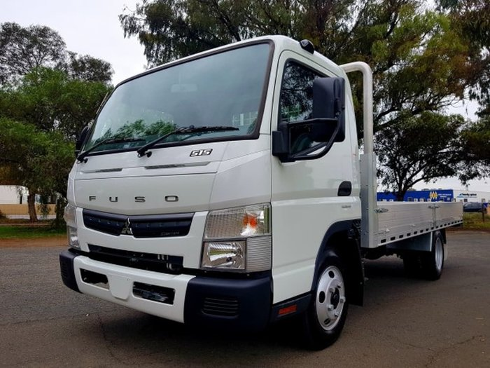 2018 FUSO CANTER 515 WIDE *READY TO GO* NOT SO SQUEEZY & CAR LICENCE null null null