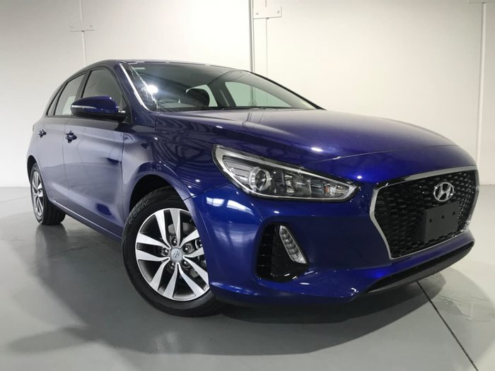 2018 Hyundai i30 Active PD2 MY18 Blue