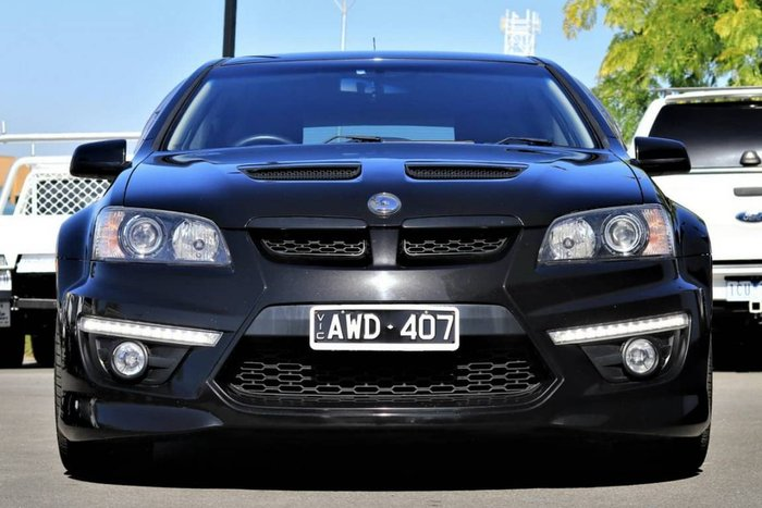 2011 HOLDEN SPECIAL VEHICLE CLUBSPORT