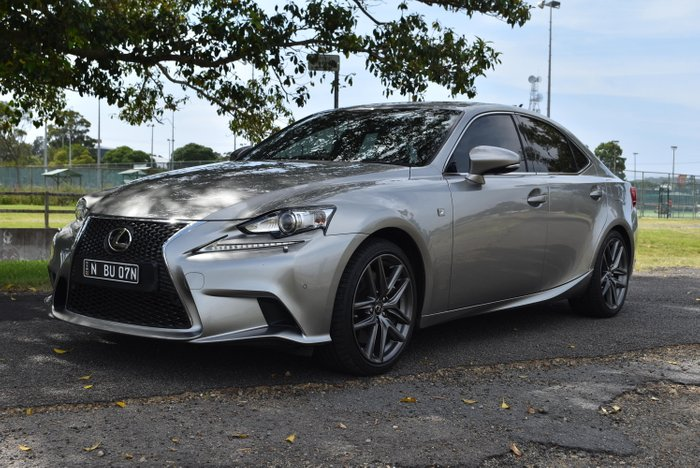 2015 Lexus IS IS350 F Sport GSE31R