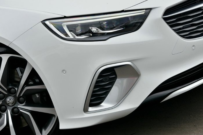 2017 Holden Commodore VXR ZB MY18 4X4 On Demand ABALONE WHITE