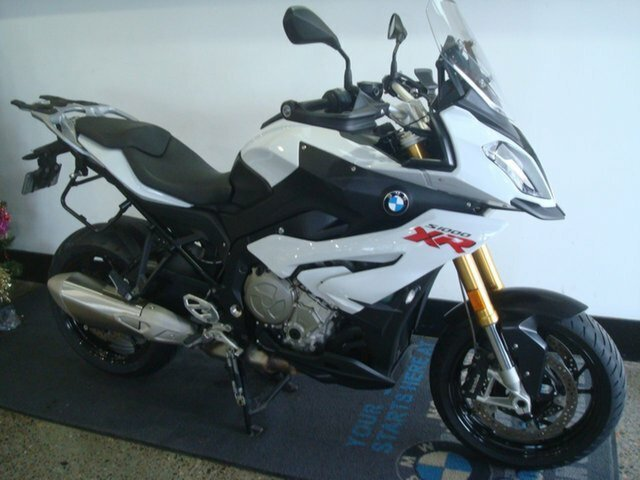 0 Bmw 2016 BMW 1000CC S1000 XR LIGHT WHITE