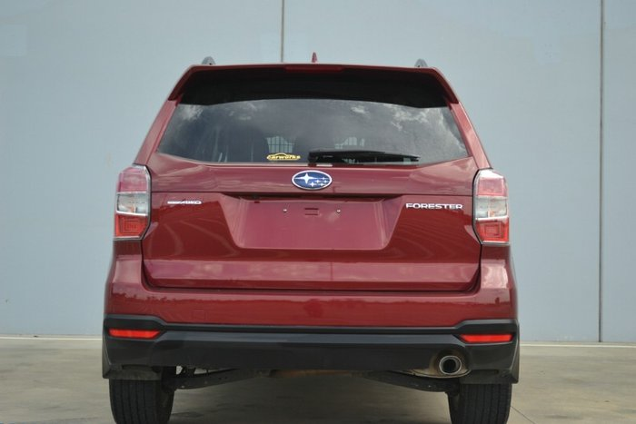 2015 Subaru Forester 2.5i-L S4 MY15 VENETIAN RED PEARL