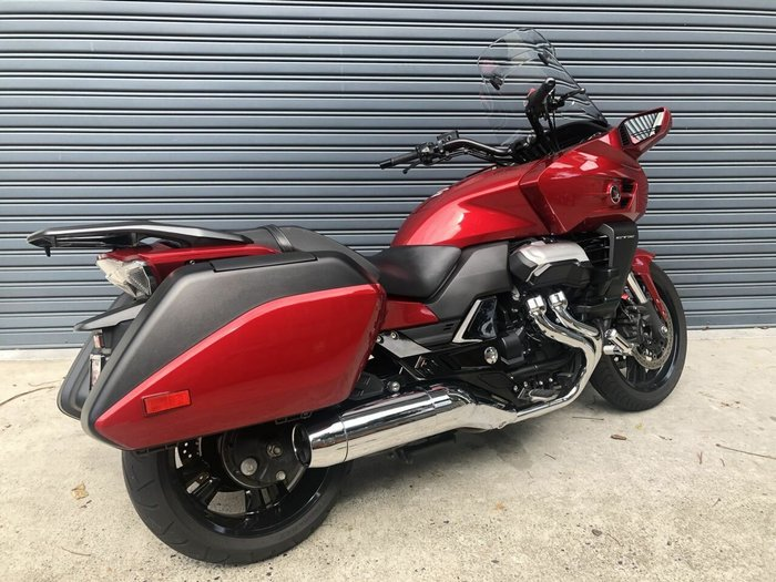 2014 Honda CTX1300A Red