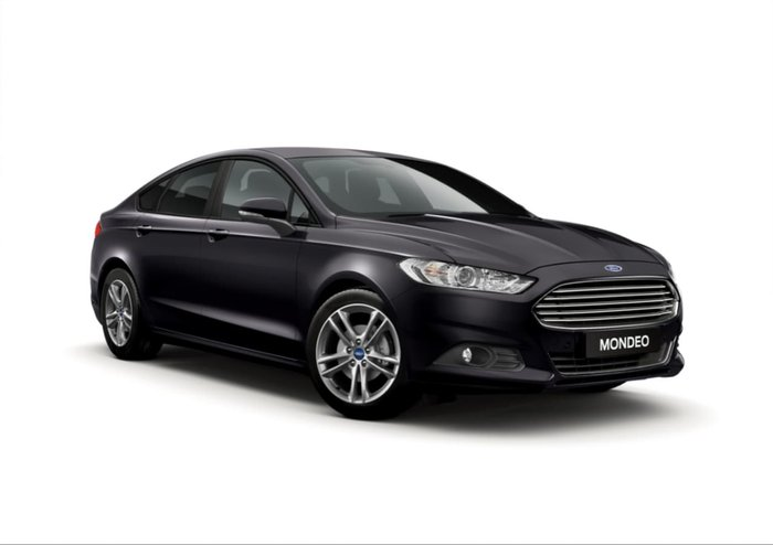 2018 Ford Mondeo Ambiente MD MY18.75 Black