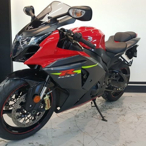 2015 Suzuki GSX-R1000 Red/Black