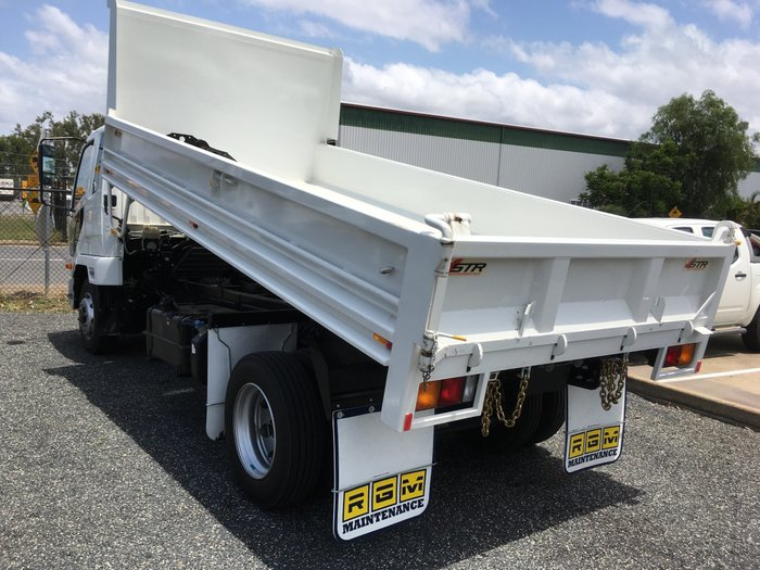 2018 Fuso Fighter 1124 FACTORY TIPPER