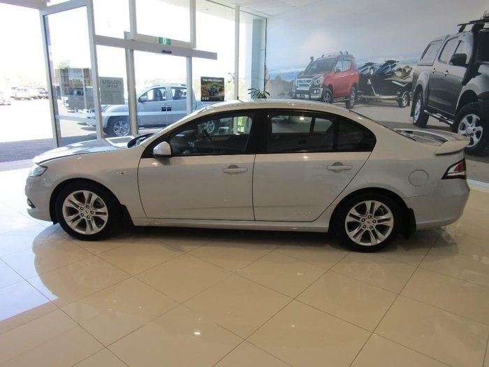 2009 Ford Falcon XR6 FG Silver