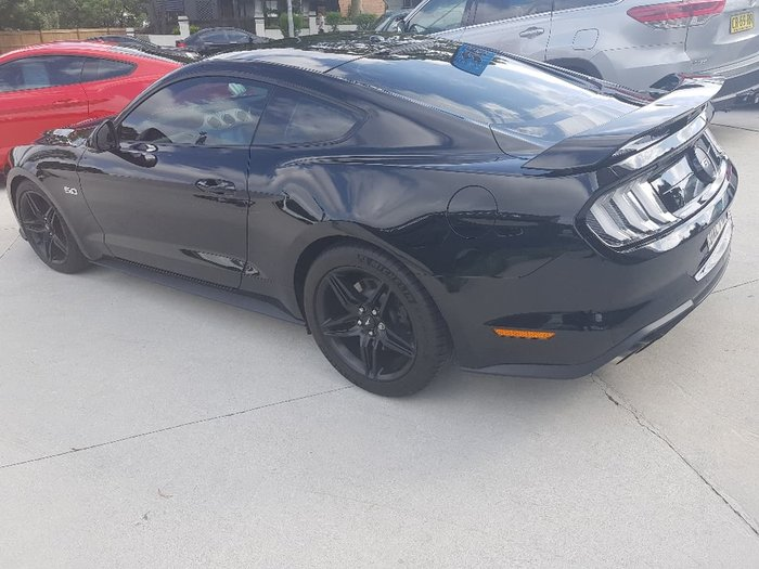 2018 Ford Mustang GT FN MY18 Black