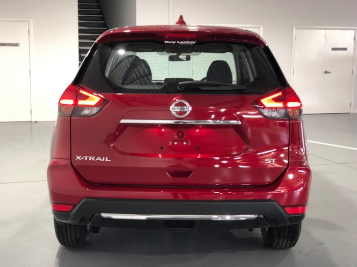 2018 Nissan X-Trail ST T32 Series II Red