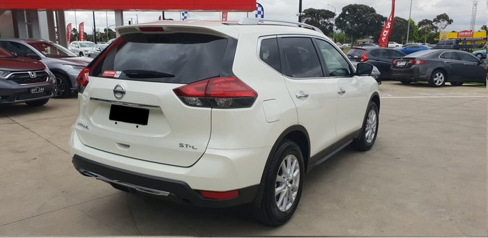 2018 Nissan X-Trail Ti T32 Series II 4X4 On Demand Silver