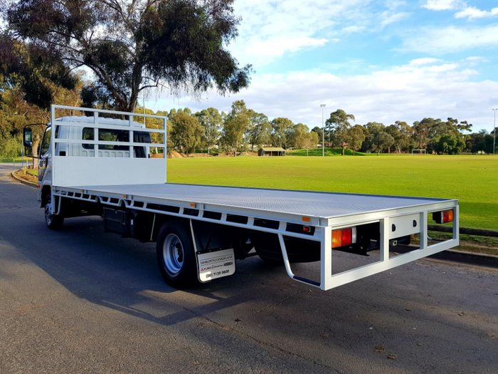 2019 FUSO FIGHTER 1024 LWB TRAY TAKE HOME TODAY WITH FASTRACK FINANCE! null null White