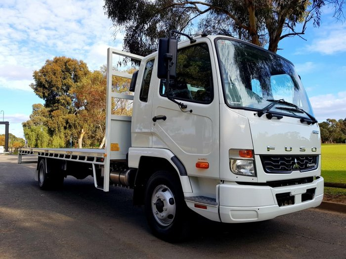 2019 FUSO FIGHTER 1024 MAN.TRAYTOP REDUCED TO JUST $74,990 null null White