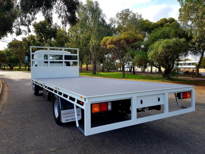 2019 FUSO FIGHTER 1024 LWB TRAY CALL FOR A GREAT PRICE TODAY! null null White