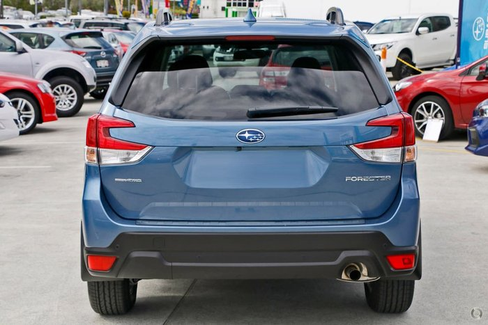 2018 Subaru Forester 2.5i-L S5 MY19 Blue
