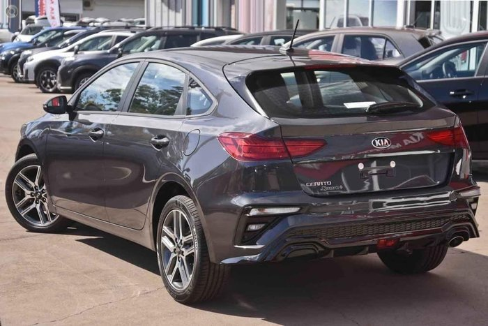 2019 Kia Cerato Hatch Sport Plus BD Platinum Graphite