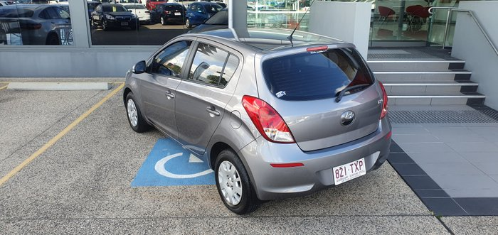 2014 Hyundai i20 Active PB MY15 GREY