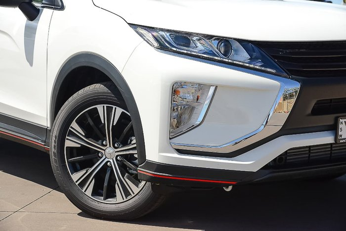2018 Mitsubishi Eclipse Cross ES YA MY18 White
