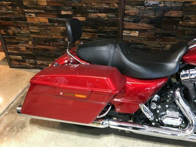 2012 Harley-Davidson FLHX STREET GLIDE EMBER RED