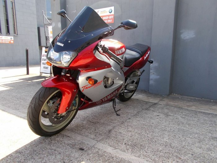 1998 YAMAHA YZF1000R THUNDERACE Red
