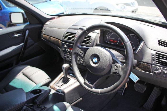 2008 BMW X3 xDrive20d Lifestyle E83 MY09 Grey