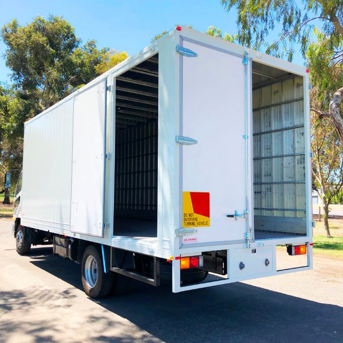 2018 FUSO FIGHTER 1424 BIG PAN! BIG PAYLOAD! SMALL PRICE? null null null