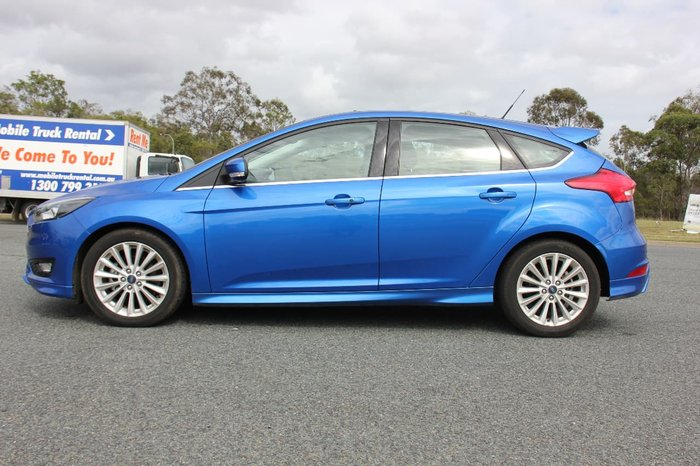 2017 Ford Focus Sport LZ Blue