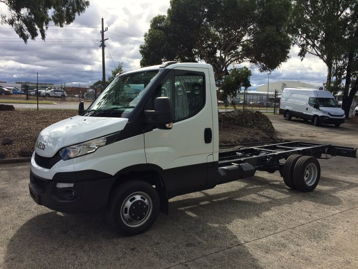 2017 Iveco Daily 45C17 45C17 8 SPEED AUTO