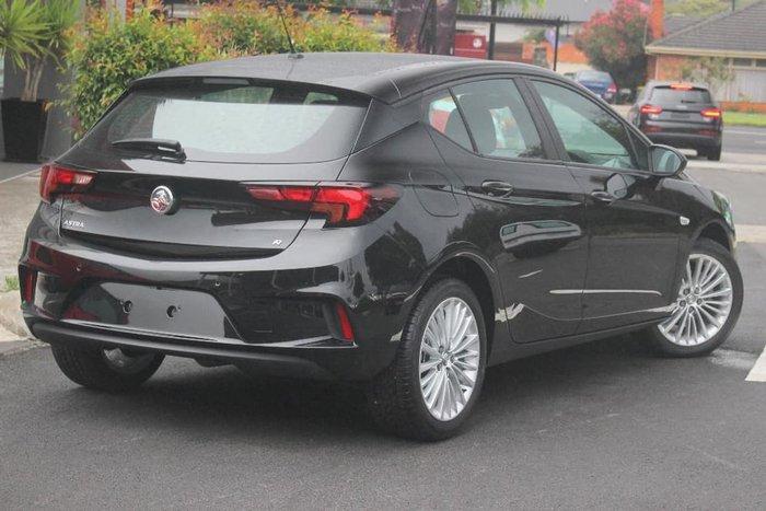 2018 Holden Astra R BK MY18.5 Black