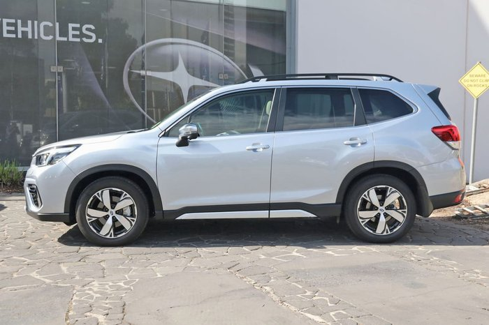 2018 Subaru Forester 2.5i-S S5 MY19 Silver
