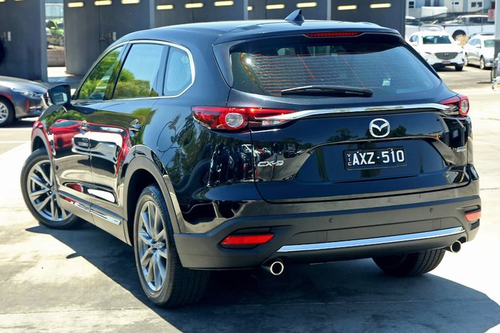 2018 Mazda CX-9 GT TC Black