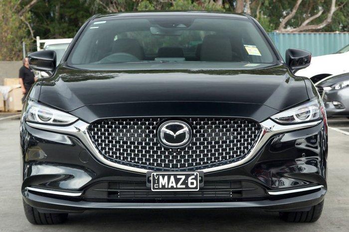 2018 Mazda 6 Atenza GL Series Black