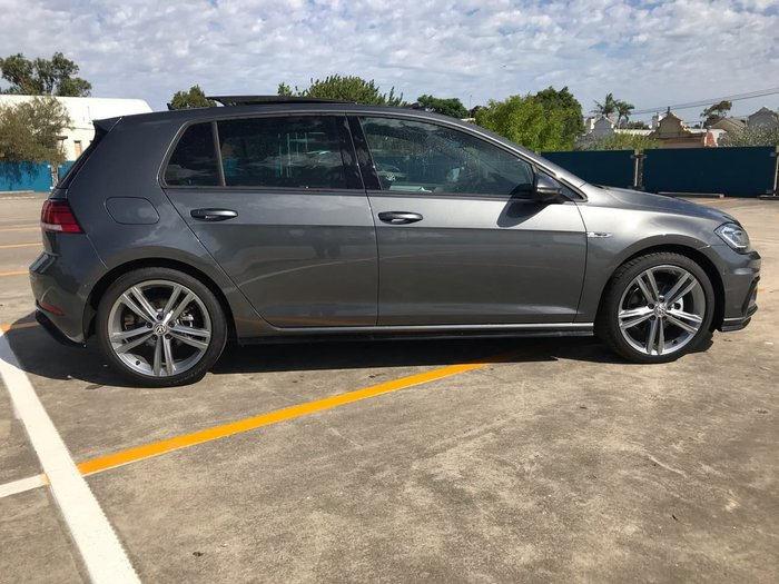 2017 Volkswagen Golf 110TDI Highline 7.5 MY17 Grey