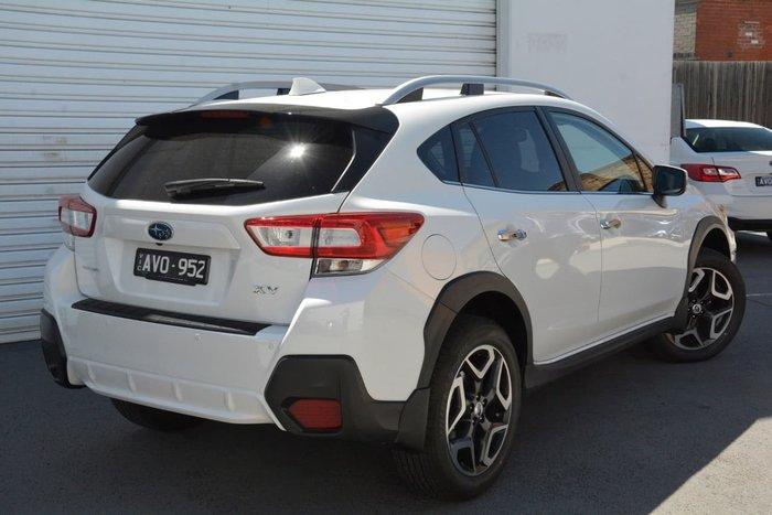 2018 Subaru XV 2.0i-S G5X MY18 White