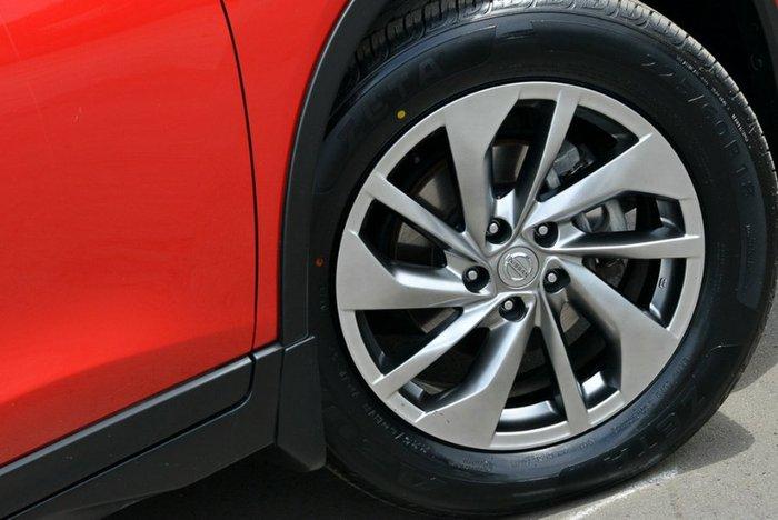 2015 Nissan X-Trail TL T32 BURNING RED