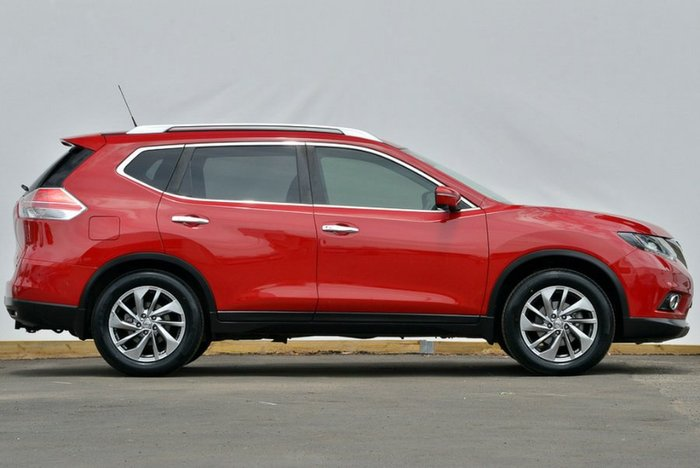 2015 Nissan X-Trail TL T32 BURNING RED