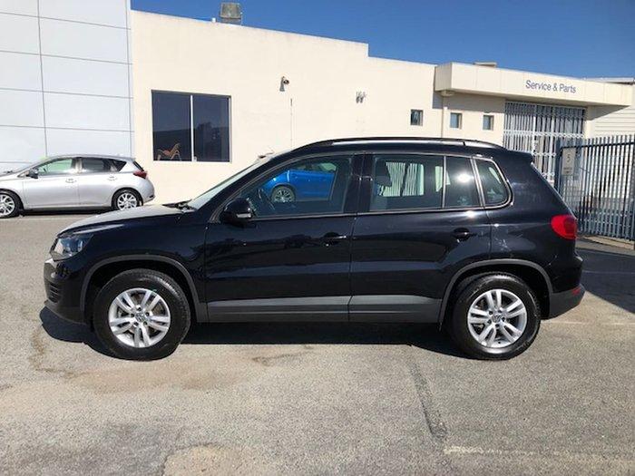 2014 Volkswagen Tiguan 118TSI 5N MY14 Black