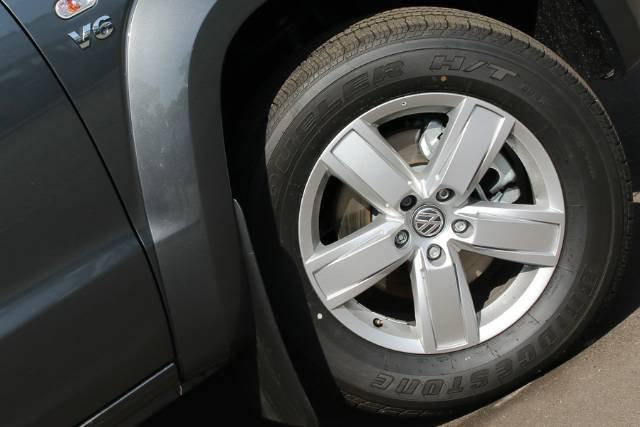 2018 Volkswagen Amarok TDI550 Sportline 2H MY19 4X4 Constant INDIUM GREY