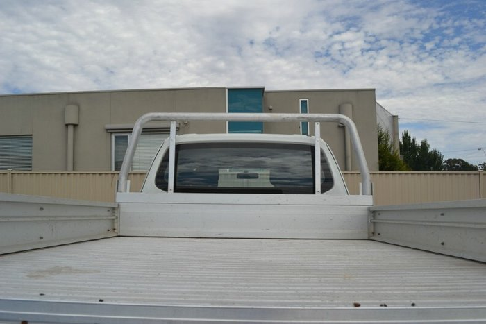 2015 Mitsubishi Triton GLX MQ MY16 4X4 Dual Range FAIRY WHITE