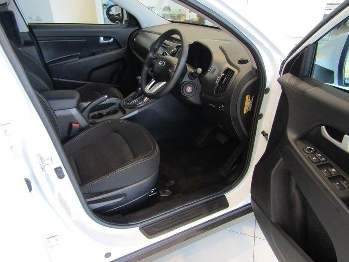 2013 Kia Sportage Si SL White